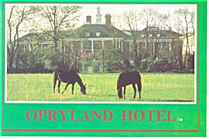 Opryland Hotel,Nashville, TN Postcard (Image1)