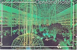 Opryland Hotel Conservatory,Nashville, TN Postcard (Image1)