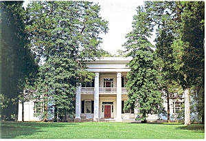 The Hermitage, Nashville, TN Postcard (Image1)
