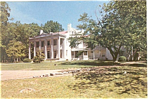 Belle Meade Mansion Nashville TN Postcard cs0591 (Image1)