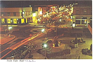 Twin Falls Mall, Idaho Postcard (Image1)