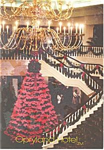 Opryland Hotel Lobby, Nashville, TN Postcard (Image1)