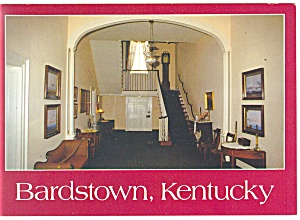Bardstown KY My Old Kentucky Home Postcard cs0702 (Image1)