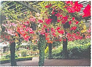 Butchart Gardens, Victoria, BC,Canada Postcard (Image1)