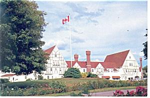 Keltic Lodge Ingonish  NS Canada Postcard cs0768 (Image1)