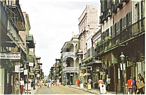 New Orleans Royal Street Postcard (Image1)