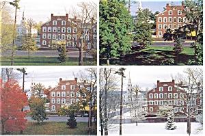 Middlebury Inn Middlebury VT Postcard cs0823 (Image1)