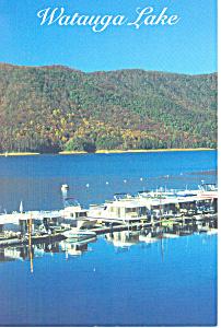 Watauga Lake Tennessee Postcard cs0840 (Image1)