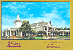 Zehnders of Frankenmuth, MI Postcard (Image1)
