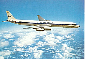 SAS Scandinacian DC-8-63 in Flight cs10014 (Image1)