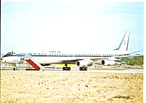 Saber Air of Singapore DC-8-61CF at London Heathrow cs10017 (Image1)