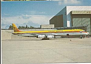 Surinam Airways  DC-8-63  N4935C at Schiphol cs10019 (Image1)