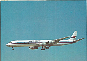 SPANTAX DC-8-61 on Final cs10020 (Image1)
