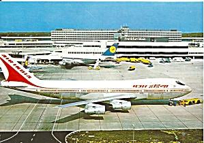 Air India 747 at Frankfurt am Main Flughafen cs10025 (Image1)