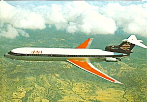 BEA Hawker Sidelley Trident 3 in Flight cs10026 (Image1)