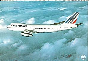 Air France 747 in Flight cs10033 (Image1)