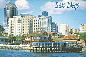 San Diego  California Seaport Village (Image1)