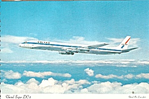 United Airlines DC-8 First of Jumbo Jets cs10065 (Image1)