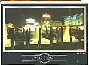 Las Vegas NV Caesars Fountain Imperial Palace cs10066 (Image1)