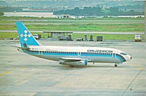 Cruzeiro 737-2C3 PP-CJT Galeao Airport cs10115 (Image1)