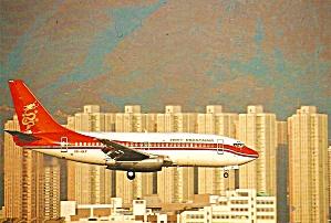 Dragonair 737-2L9 VR-HKP at Hong Kong cs10132 (Image1)
