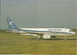 Cyprus Airways Airbus A320-230 5B-DAT/F-WWDE cs10140 (Image1)