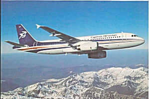 Cyprus Airways Airbus A320-230 5B-DAU  cs10142 (Image1)