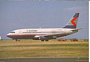 Canadien 737-275  C-FPWW at Vancouver  cs10143 (Image1)