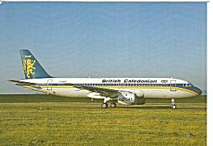 British Caledonian Airbus A320 F-WWDE  cs10146 (Image1)