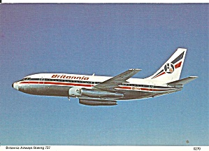 Britannia Airways 737 G-BGYL in Flight  cs10156 (Image1)