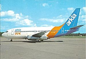 ARKIA 737-27E  4X-BAB on Taxiway cs10169 (Image1)