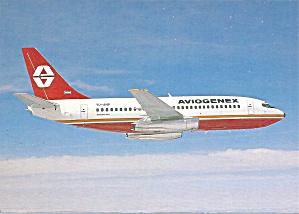 Aviogenex 737-2K3 YU-ANP in Flight cs10171 (Image1)