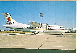 Holland Aerolines ATR-42 PH-ATR  cs10173 (Image1)