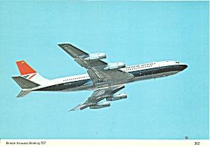 British Airways 707 at  Climbout cs10178 (Image1)