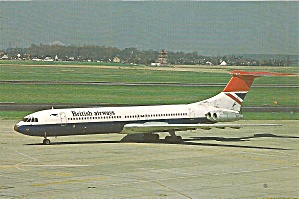 British AirwaysVickers VC-10-1151 G-ASGP cs10189 (Image1)