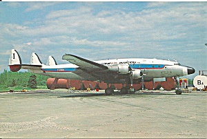 Conifair Lockheed C121B C-GXKO cs10206 (Image1)