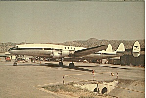 Boac Constellation L-1049d N6503c Cs10209
