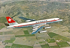 Swissair Convair 990 N8497H cs10220 (Image1)