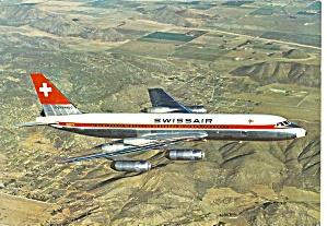 Swissair Convair 990 N8497H cs10221 (Image1)