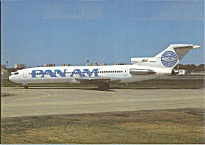 PAN AM 727-214 N551PS Clipper Flying Arrows cs10226 (Image1)