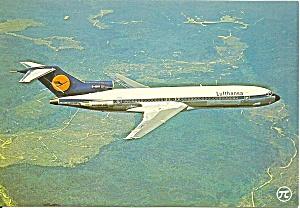 Lufthansa 727 D-ABHI  in Flight cs101241 (Image1)