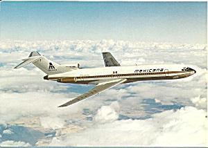 Mexicana 727-264 XA-TAC in Flight cs10243 (Image1)