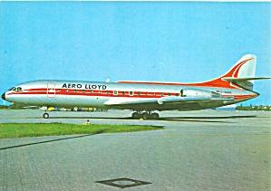 Aero Lloyd Caravelle-10R D-ABAK cs10253 (Image1)