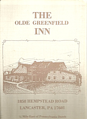 Lancaster PA The Olde Greenfield Inn cs10256 (Image1)