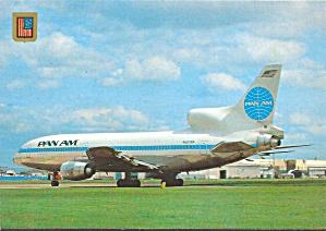 PAN AM Lockheed L-1011TriStar N511PA cs10264 (Image1)