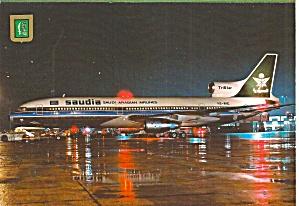 Saudia Arabian Airlines Lockheed L-1011TriStar HZ-HE cs10265 (Image1)