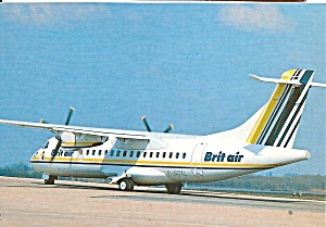 Brit Air Atr-42 F-gdxl Cs10274