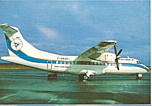 Air Littoral Atr-42 F-gegd Cs10278