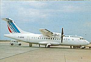 Air France Atr-42 F-gege Cs10279