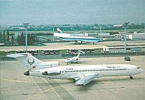 Talia Airways 727-2H9 TC-AKD at Paris Orly cs10285 (Image1)
